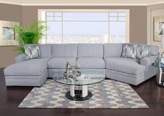 Sectionals | Living room furniture, Sofa layout, Sectional sofa .
