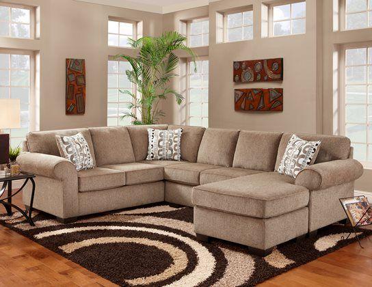 Kanes $999.99 | Home, Sectional sofa, Furnitu