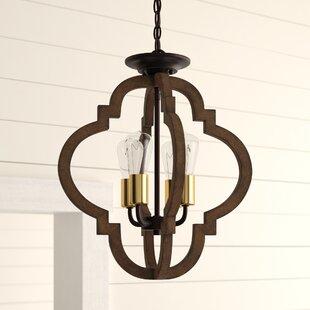Lark Manor Palumbo 5-Light Candle-Style Chandelier | Birch La