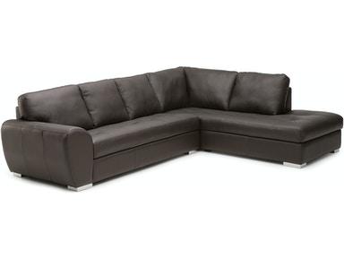 Palliser Furniture Living Room Kelowna Sectional 77857-Sectional .