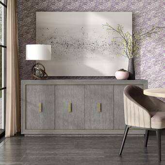 "Century Monarch Kendall 72"" Wide Sideboard 