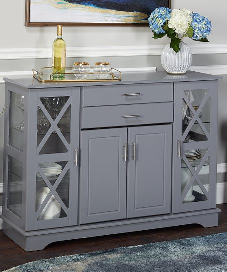 Gray Kendall Sideboard | Best Price and Reviews | Zuli