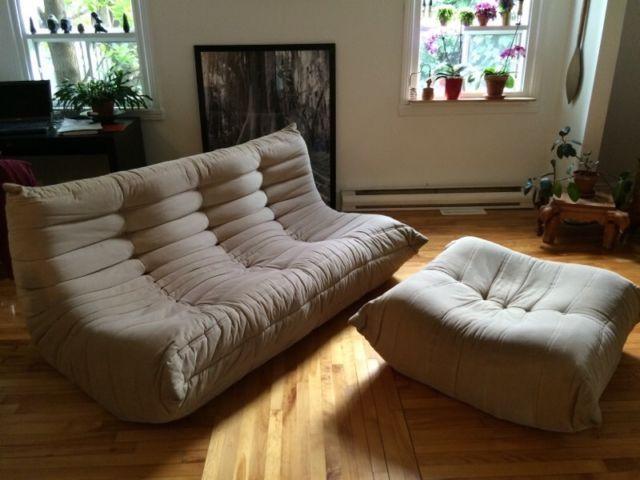 Togo sofas ligne roset (5mcx) | fauteuils, futons | Ville de .