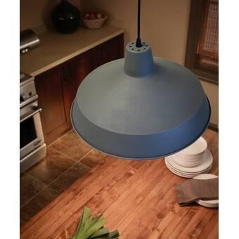 17 Stories Hoekstra 1 - Light Single Bell Pendant | Wayfa