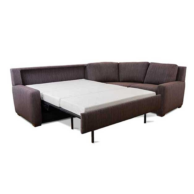 Sectional Comfort Sleeper Sofas by American Leather   Creative .