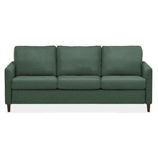 Room & Board - Berin Thin Arm Day & Night Sleeper Sofas - Modern .
