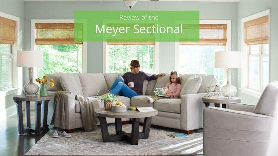 La-Z-Boy Meyer Sectional: 2020 In-Depth Review - La-Z-Boy of .