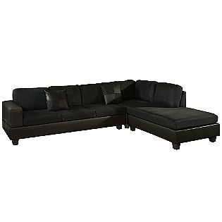 Dallin Sectional Sofa- Kmart- $760 | Sectional sofa, Living room .