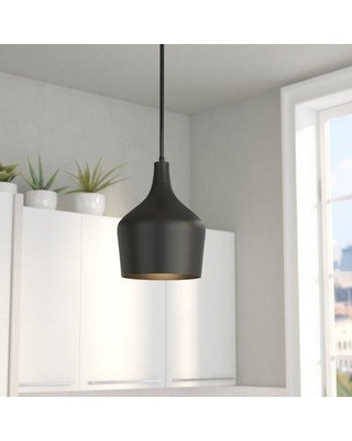 Spectacular Deals on Langley Street™ Knoxville 1-Light Single Bell .