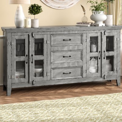 August Grove Concetta Sideboard | Wayfair | Sideboard decor .