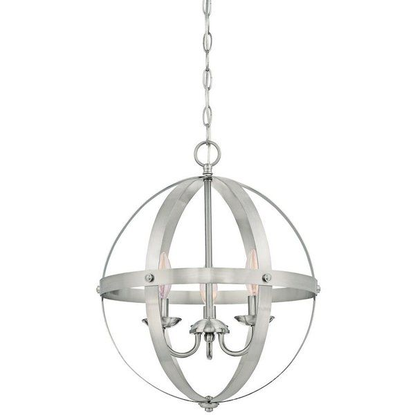 Jacksonport Unique / Statement Geometric Chandelier | Indoor .