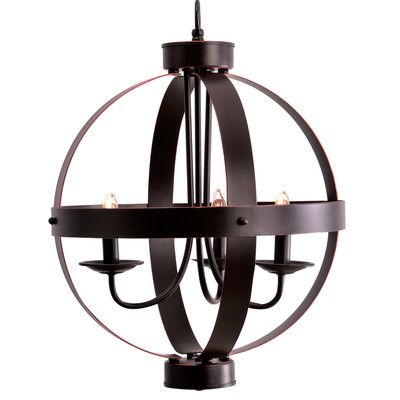 You'll love the 3 Light Candle Chandelier at Wayfair - Great Deals .