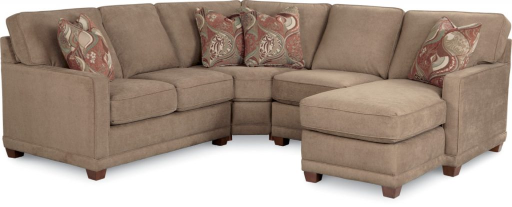 Kennedy Sectional Sofa   Town & Count