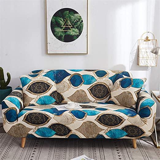 Amazon.com: nordmiex Pattern Sofa Slipcover Stretch Arm Chair .