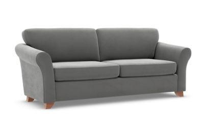 Abbey Extra Large Sofa - Blue - 4 Seater Sofa | Large sofa, Sofa .