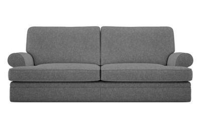 Berkeley Large Sofa - Grey - 4 Seater Sofa | Large sofa, Sofa .