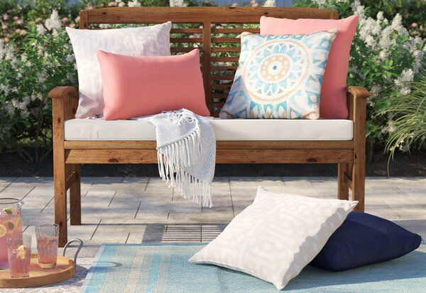 Laverton Loveseat with Cushions | Love seat, Patio loveseat .