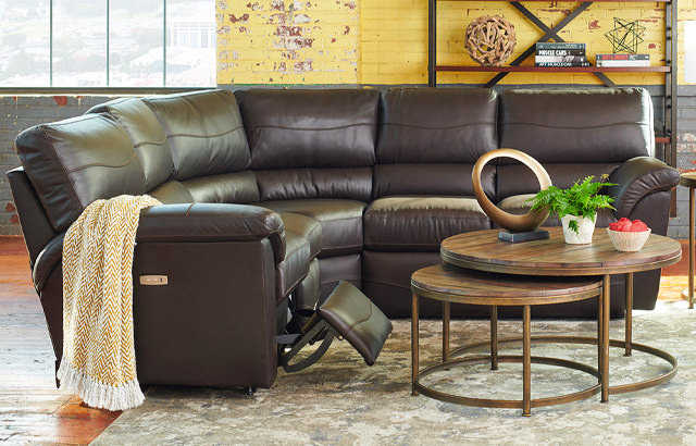Sectional Sofas & Sectional Couches | La-Z-B