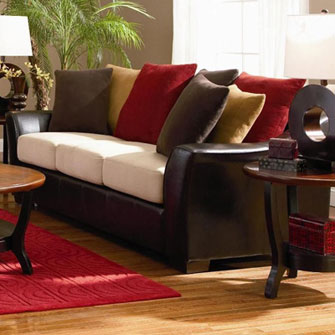 Fabric vs. Leather vs. Microfiber Sof