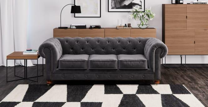Leather Sofas vs Fabric Sofas | Bro