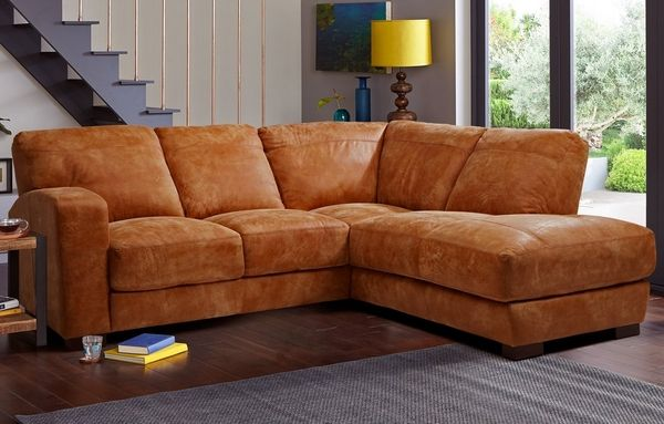 Leather Corner Sofas In A Range Of Great Styles | DFS | Leather .