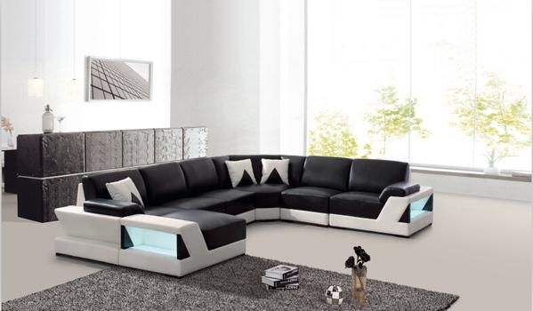 Modern corner sofas and leather corner sofas for Sofa set living .