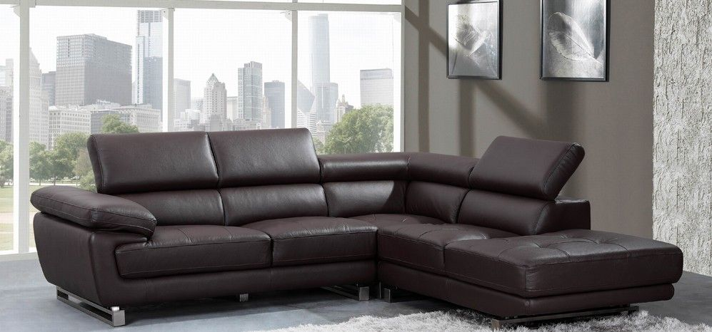 The different options in brown leather corner sofa Leather Corner .