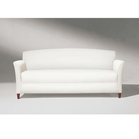 Chinese Factory Commercial Modern Grade Furniture Office Sofa Set .