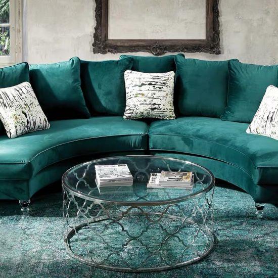 China Italian Modern Furniture Wedding L Shape Sectional Sofa .