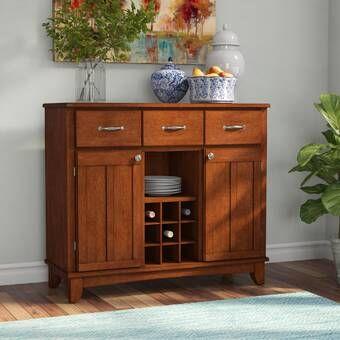 Fitu Console Buffet Table | Refinish wood furniture, Furniture .