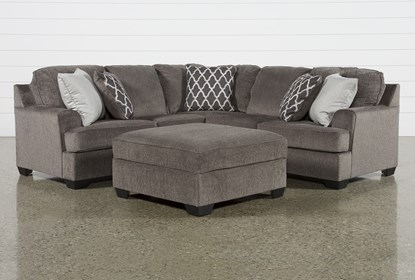 Devonwood 2 Piece Sectional with Right Arm Facing Loveseat and .