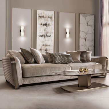 Bring Out Your Luxurious Phase By Installing Luxury Sofas .