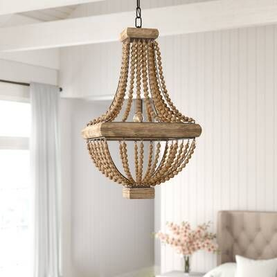 Lyon 3-Light Unique / Statement Empire Chandelier | Table lamp wo
