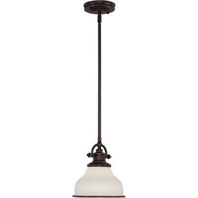 Three Posts Duncan 1-Light Single Pendant | Mini pendant lights .