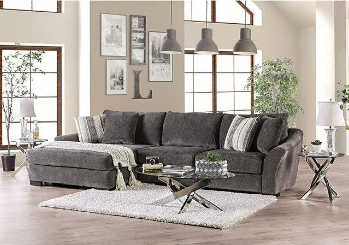 Made In Usa Sectional Sofas in 2020 | Sectional sofa, Sectional .