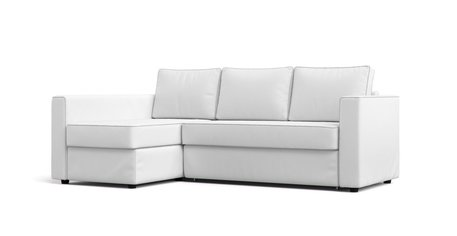 Replacement IKEA Manstad Sofa Bed Covers / Sleeper Sofa Slipcovers .