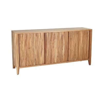 "Corrigan Studio Massillon 66"" Wide Oak Wood Sideboard | Wayfa"