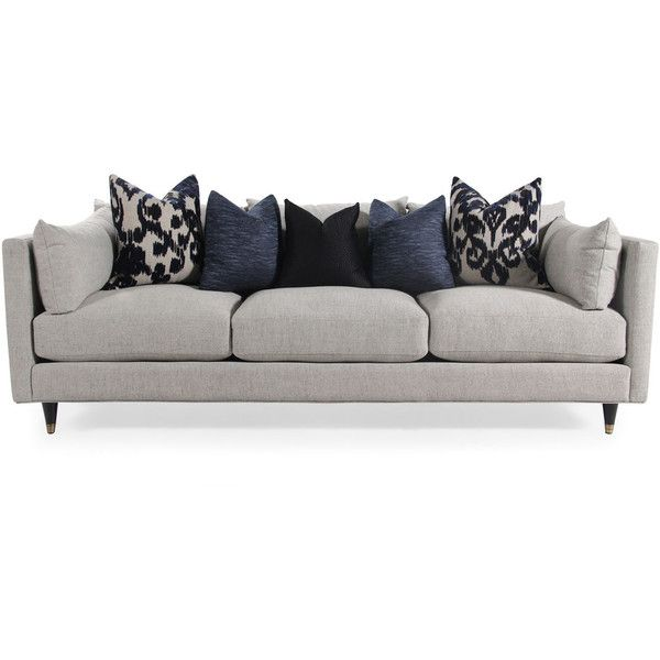 Jonathan Louis Pia Estate Sofa Mathis Brothers ($615) ❤ liked on .