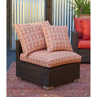 Ivy Bronx Mcmanis Patio Chair with Cushions | Wayfa
