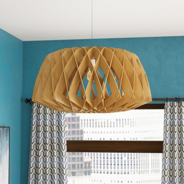 Brayden Studio Beatty 1-Light Single Geometric Pendant & Reviews .