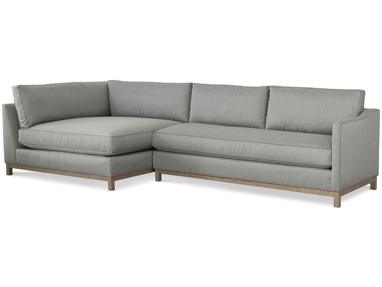 CR Laine Living Room Sectional 6000-33 - Bartlett Home Furnishings .