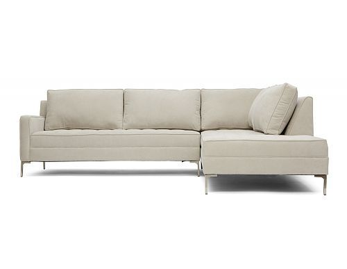 Structube - Living room : Sectional sofas : Miami (Linen .