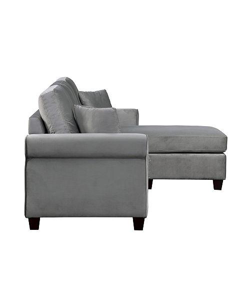Furniture Michigan Sectional Sofa & Reviews - Furniture - Macy