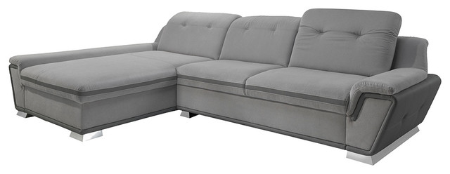 Galactic Mini Sectional Sofa - Contemporary - Sectional Sofas - by .