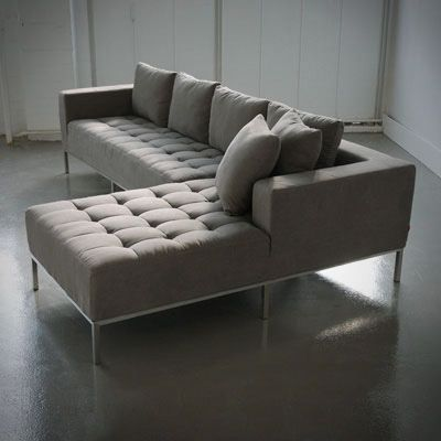 Gus sectional available @ ROAM, Minneapolis. | Sectional sofa .
