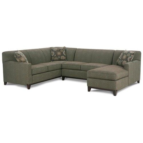 Rowe Martin 3-Piece Sectional Sofa - Becker Furniture World - Sofa .