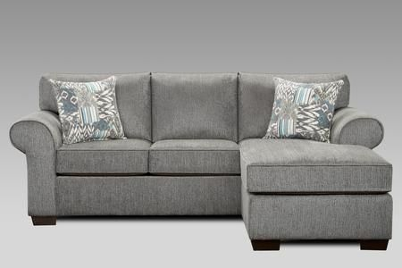 "Worcester Collection 195304-SL-MN 92"" Reversible Sleeper Sofa ."