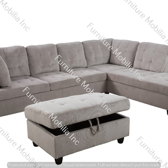 Furniture Mobilia Other | Wynn Sectional Sofa Grand Opening Sale .