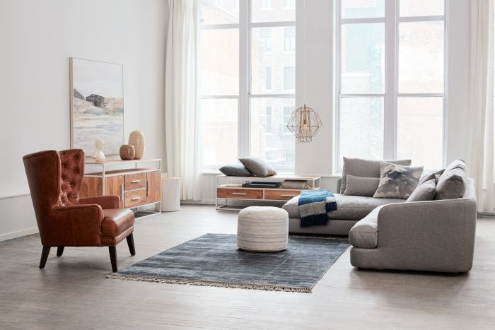 NIMS | Living room furniture, Living room inspo, Modern fabric .