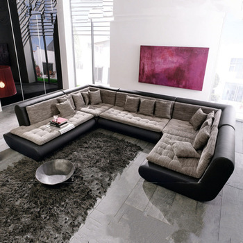 Lounge Suite Modern U Shaped Sectional Sofa Photos Sofa Set Price .